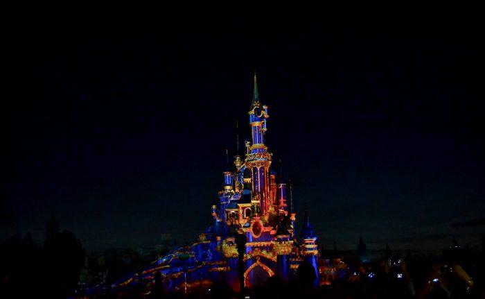 L'illumination Disney !