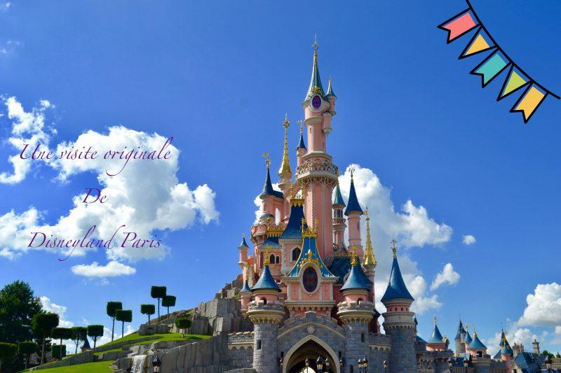 Une visite originale de Disneyland Paris 🎡