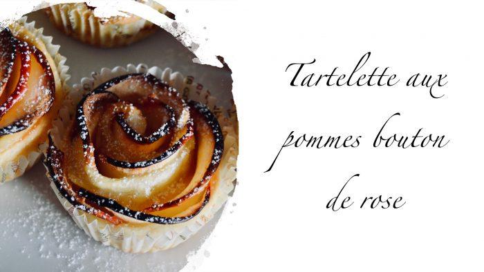 🥧 Tartelettes aux pommes bouton de rose 🥧