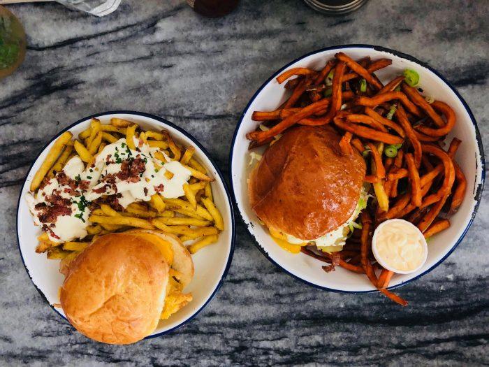 Paris New-York Burger 🍔😍