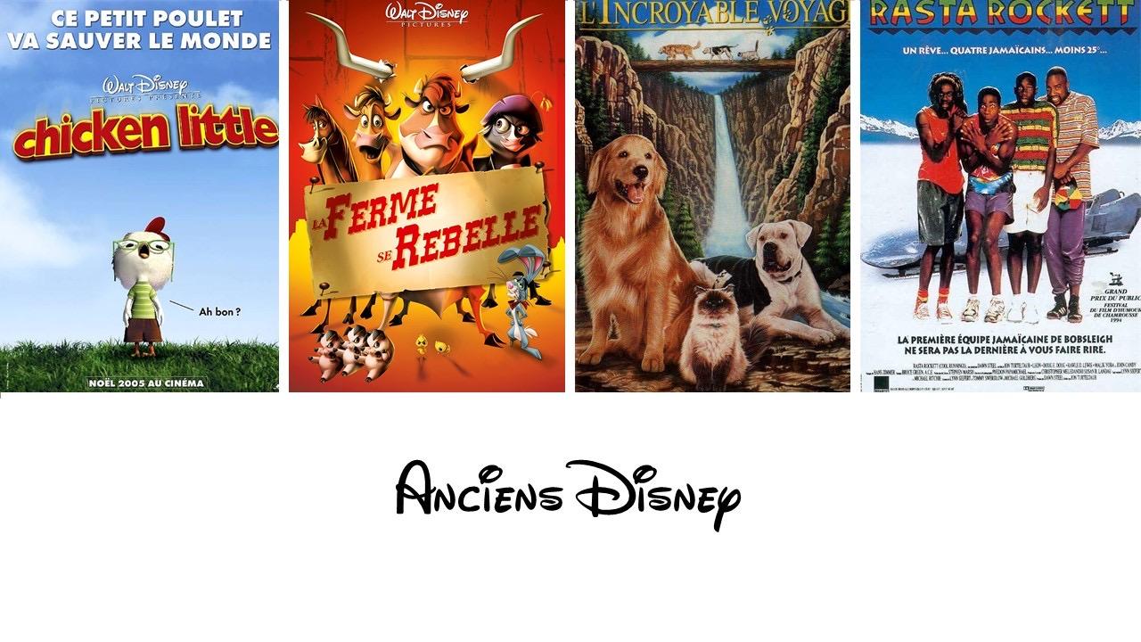 Anciens Disney