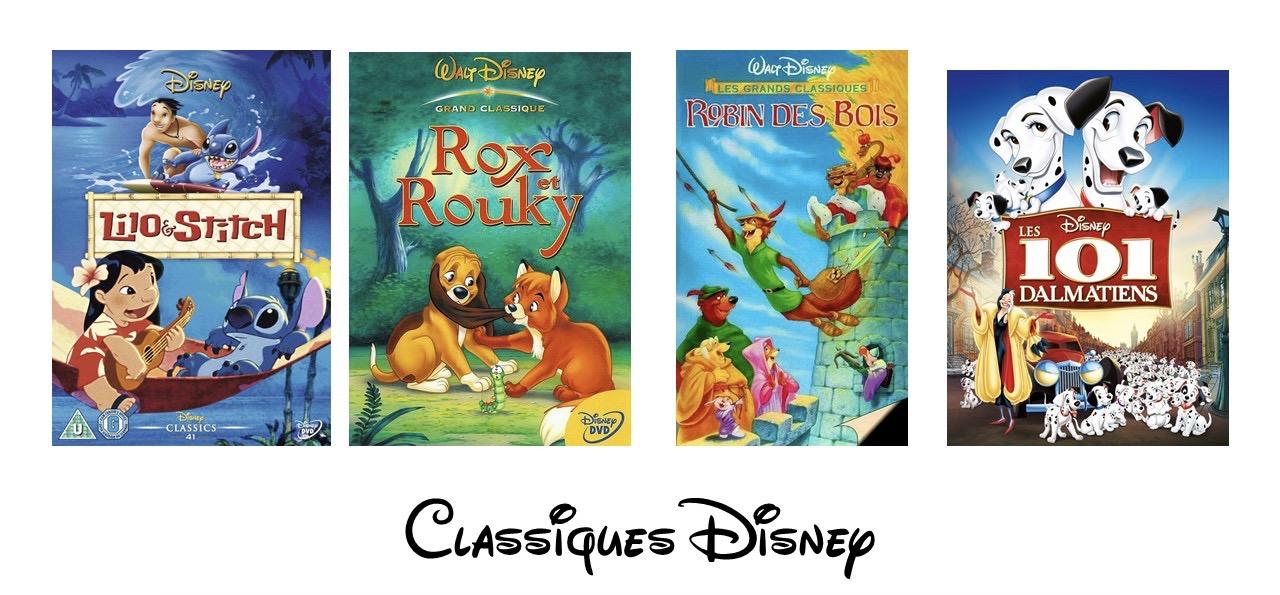 Classiques Disney